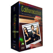 Californication season 1-7 DVD Boxset